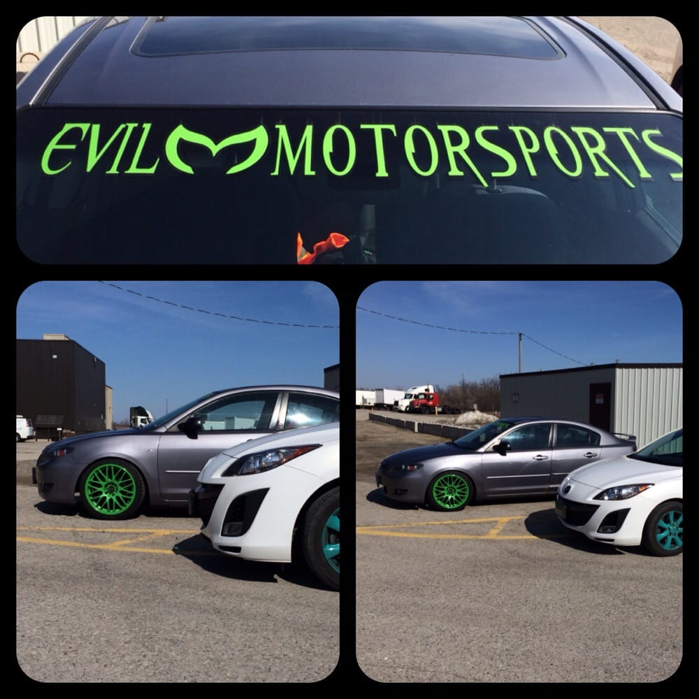 Evil M Motorsports - CLOSED - Auto Detailing - Guelph Street ...