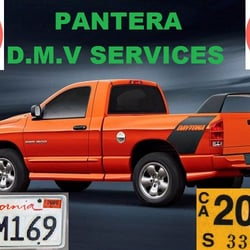 Pantera Dmv Services Registration Services 2322 Macdonald Ave