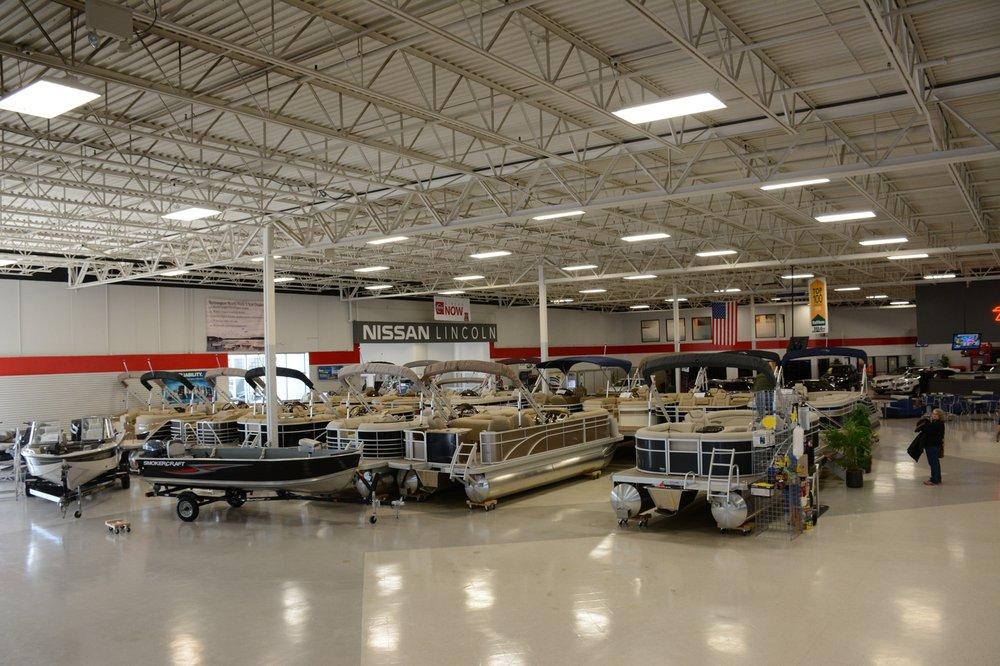 Miller Marine Sales: 2930 2nd St S, Saint Cloud, MN