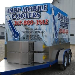Indy Mobile Coolers - Party Equipment Rentals - Indianapolis