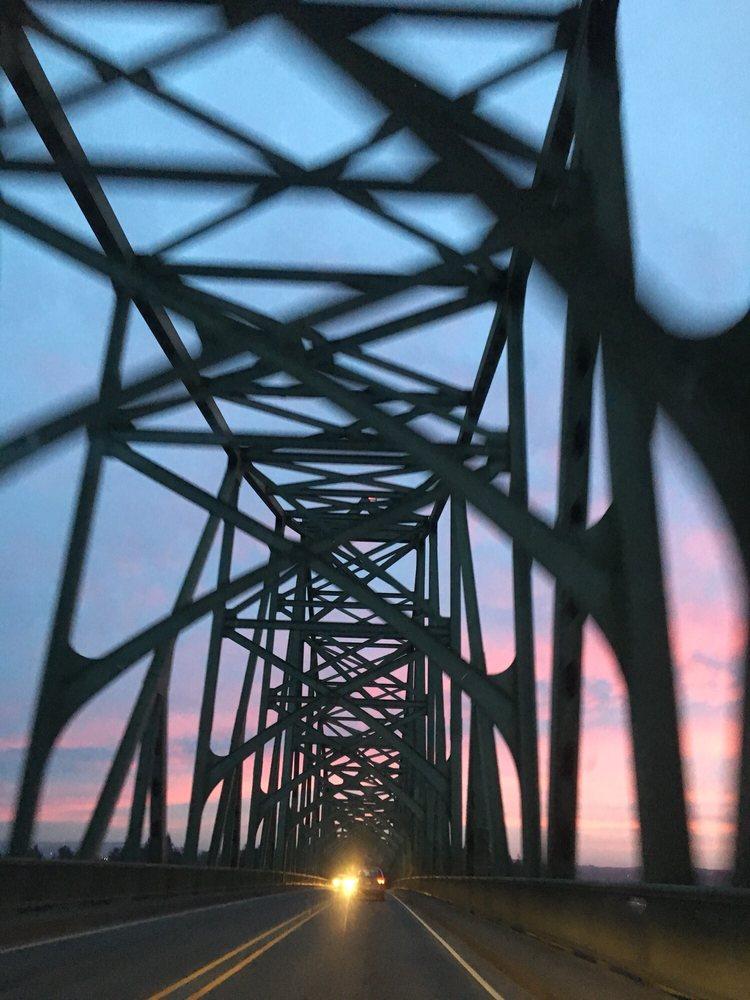 McCullough Bridge: 1405 Oregon Coast Hwy, North Bend, OR