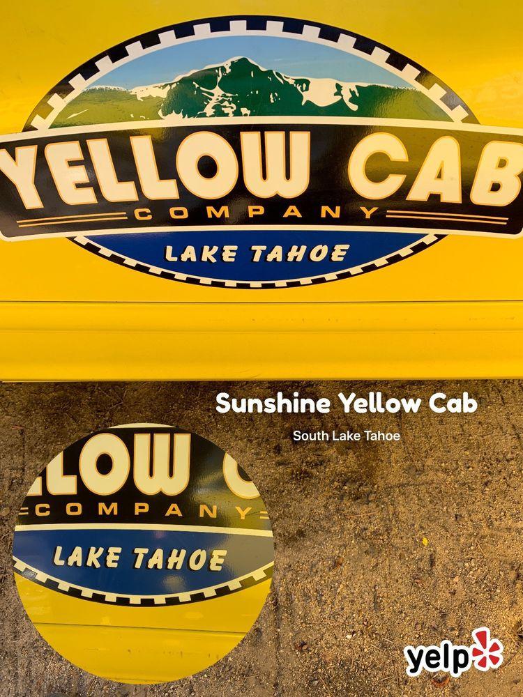SunShine Yellow Cab: 912 Eloise Ave, South Lake Tahoe, CA
