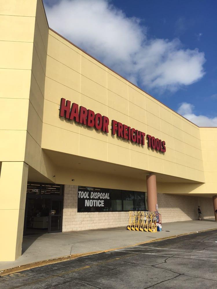 Harbor Freight Tools - Handyman - 4438 66th St N, Tyrone ...