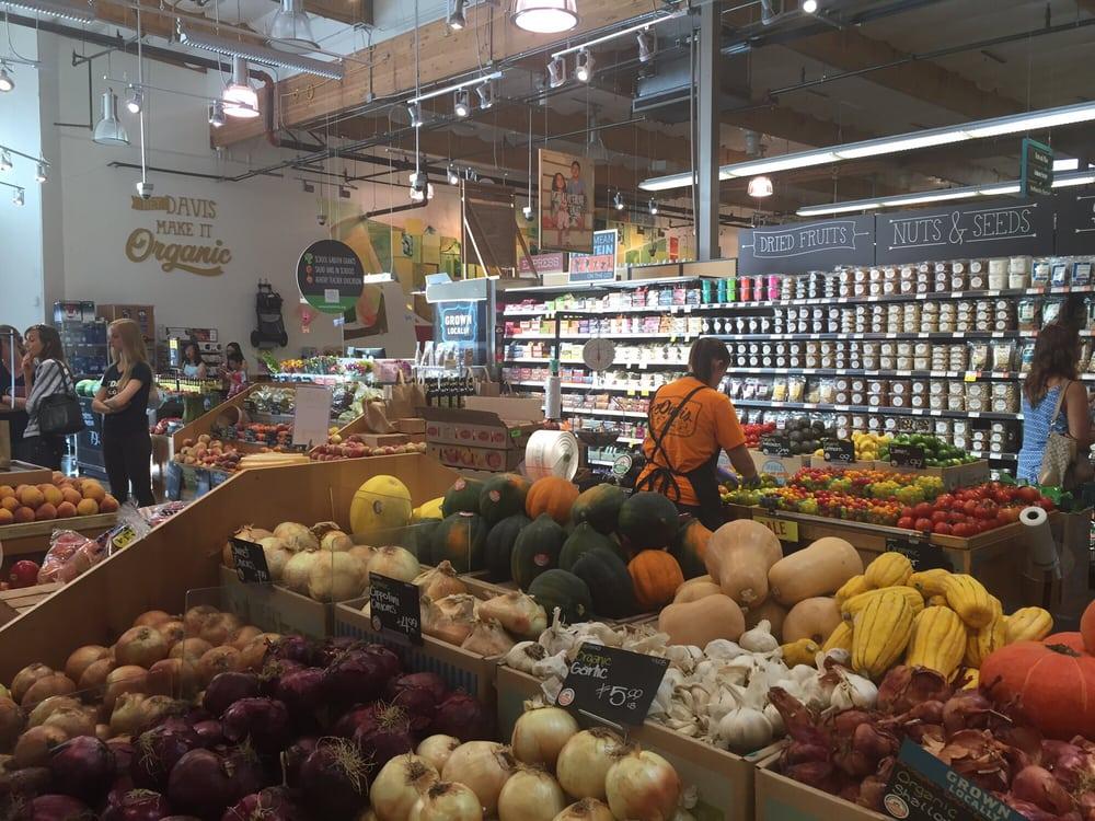 Whole Foods Near Davis