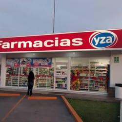 Farmacias Yza - Farmacia - Calle 25 diagonal No. 457