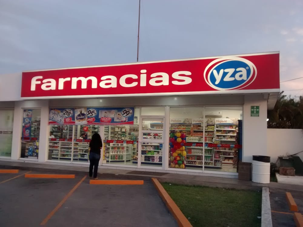 Farmacias Yza - Pharmacy - Calle 25 diagonal No. 457