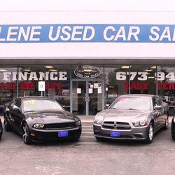 Abilene Used Car Sales 11 Photos Used Car Dealers 2150 N 1st
