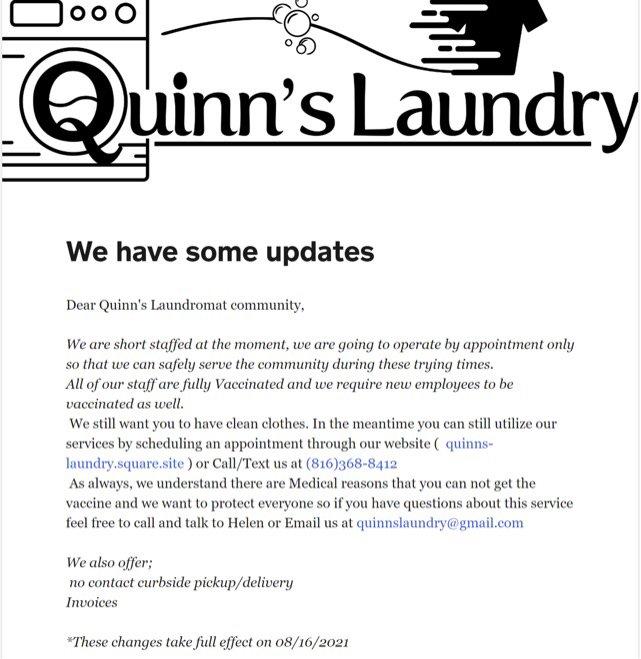 Quinn's Laundry