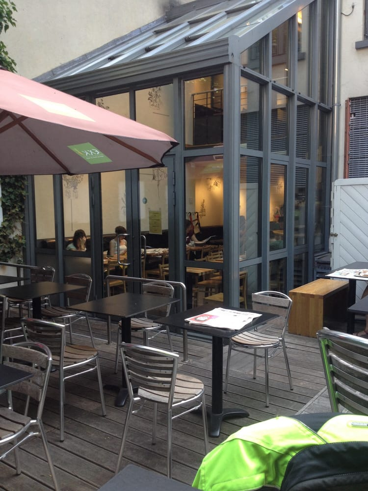 Exki 11 reviews salade chauss e de charleroi 7 - Garage chaussee de bruxelles dampremy ...