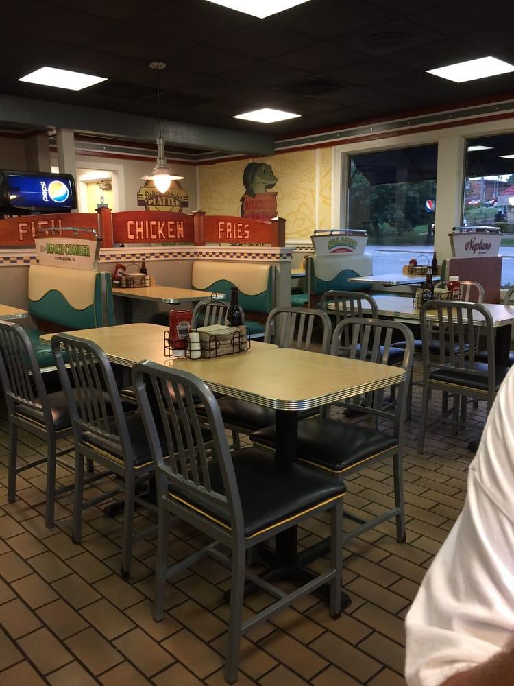 Long John Silver's: 1275 Jeffco Blvd, Arnold, MO