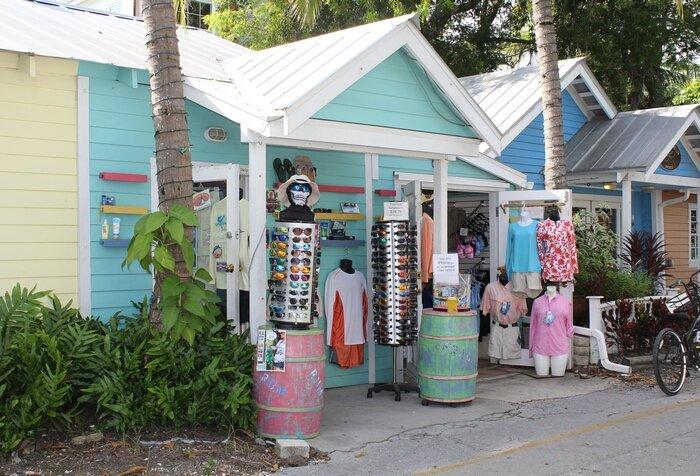Stingray Steve: 205 Elizabeth St, Key West, FL