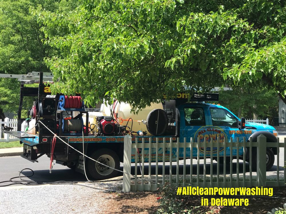 All Clean Power Washing: 36668 Hudson Rd, Selbyville, DE