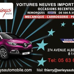 serieys auto get quote body shops 274 ave albert thomas albi tarn france phone number. Black Bedroom Furniture Sets. Home Design Ideas