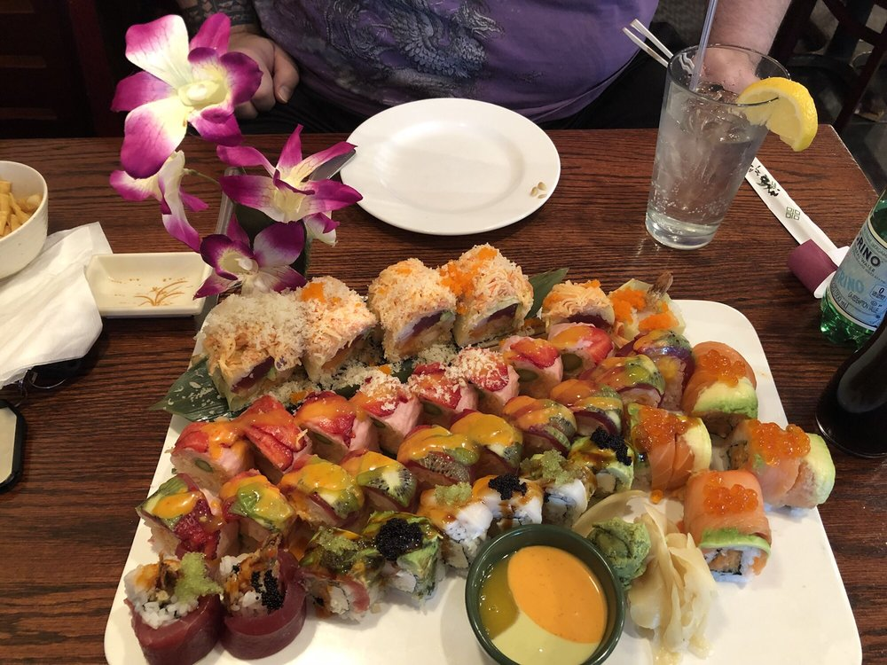 Liu House Asian Restaurant: 4128 W Tilghman St, Allentown, PA