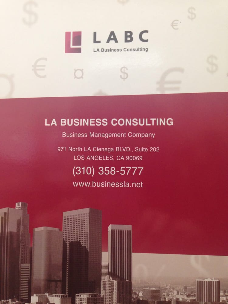 LA Business Consulting