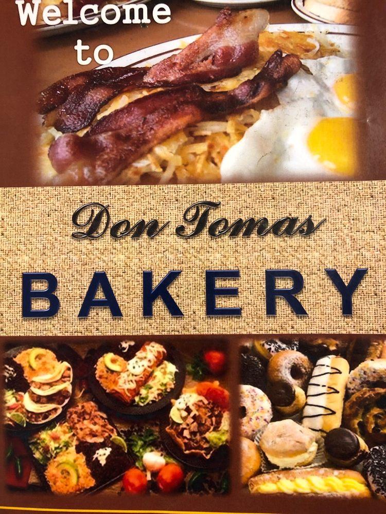 Don Tomas Bakery: 829 1st Ave, Monte Vista, CO