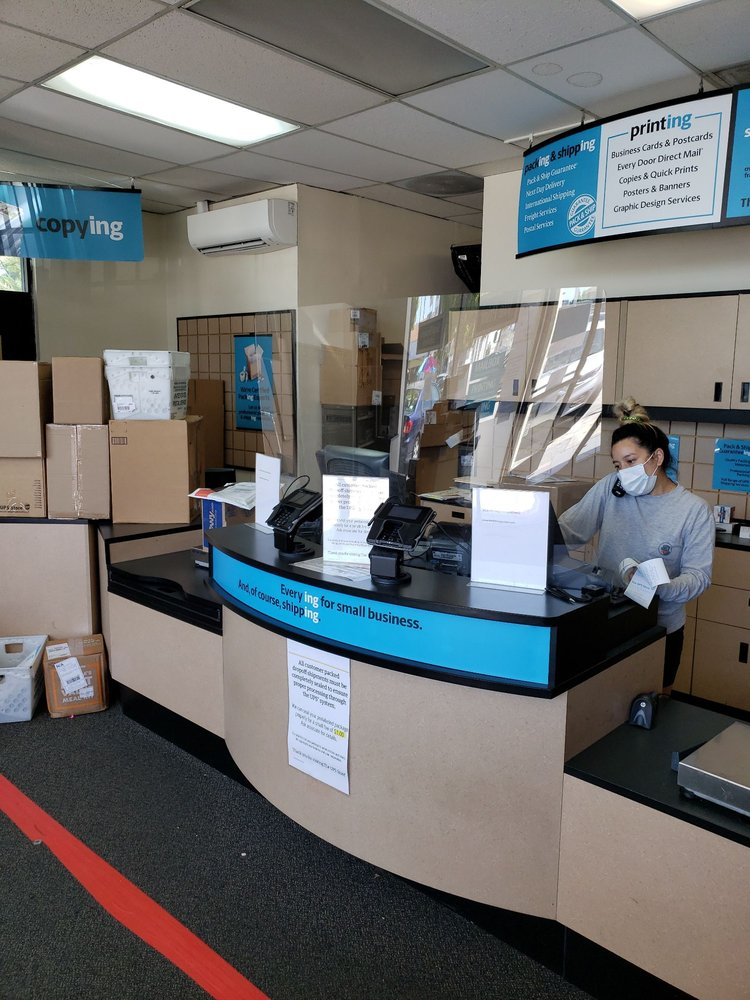 The UPS Store: 4859 West Slauson, Los Angeles, CA