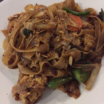 Bangkok Kitchen Menu Omaha