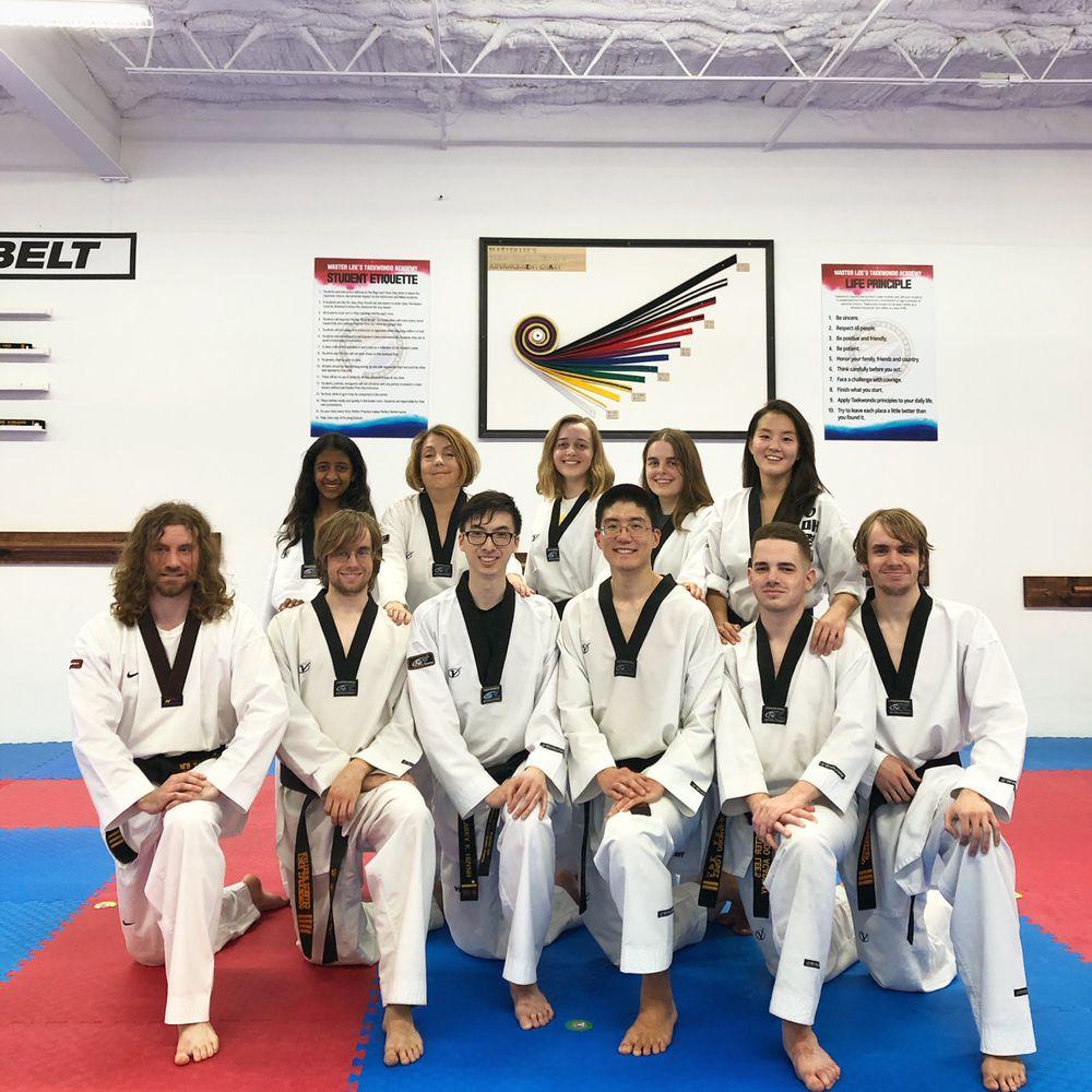 Master Lee's Taekwondo Academy: 10455 North Central Expy, Dallas, TX