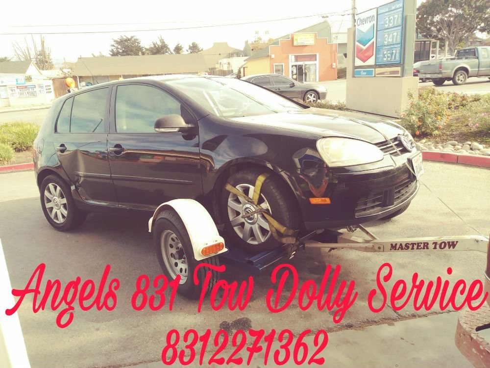 Angels 831 Tow Dolly Service 25 Photos Towing 128 Pannell Ct