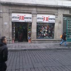 Artículos deportivos JR - Sporting Goods - Venustiano Carranza 26 ... f7d48bcbf0aa8