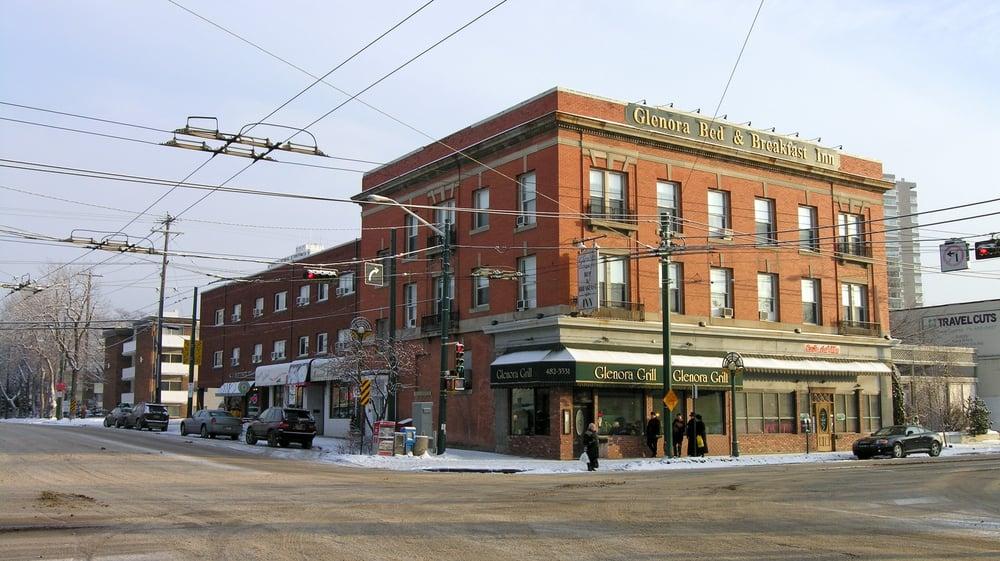 Downtown Edmonton Breakfast Restaurants
