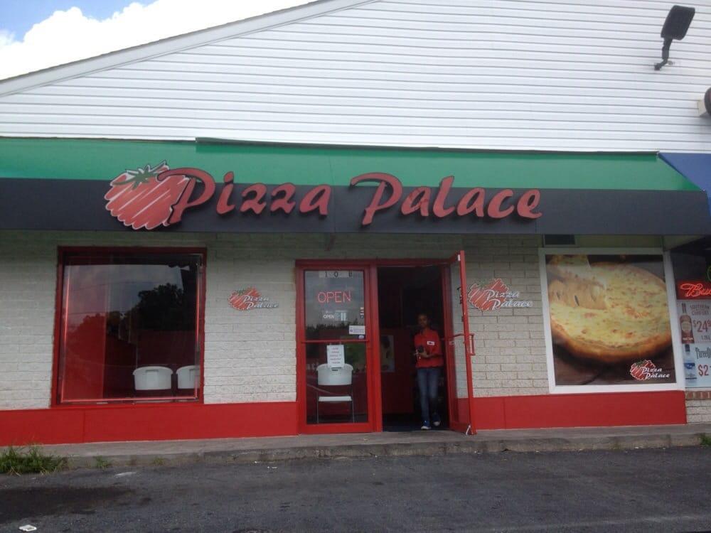 pizza palast