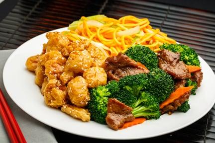 Rice Garden Restaurant Closed Chinese 11930 College