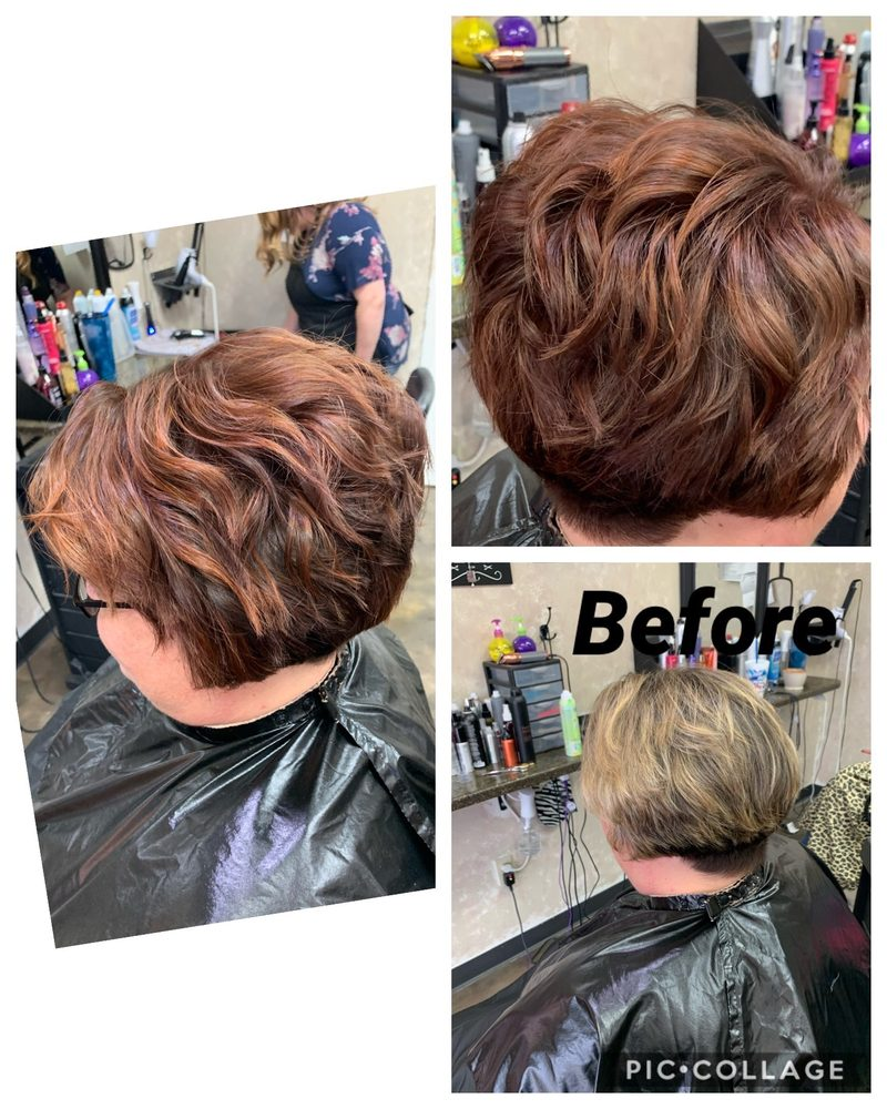 Allure Salon & Spa: 185 W Main St, New Concord, OH