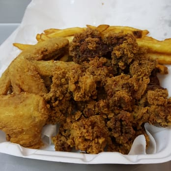 Jj fish chicken order food online 15 photos 37 for Jordan s fish and chicken menu