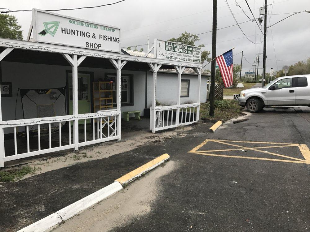 Southeastern Fieldtip: 979 S Main St, Bell, FL