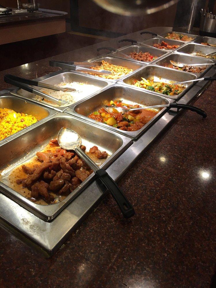 New China Buffet: 444 W Il Rt 38, Rochelle, IL