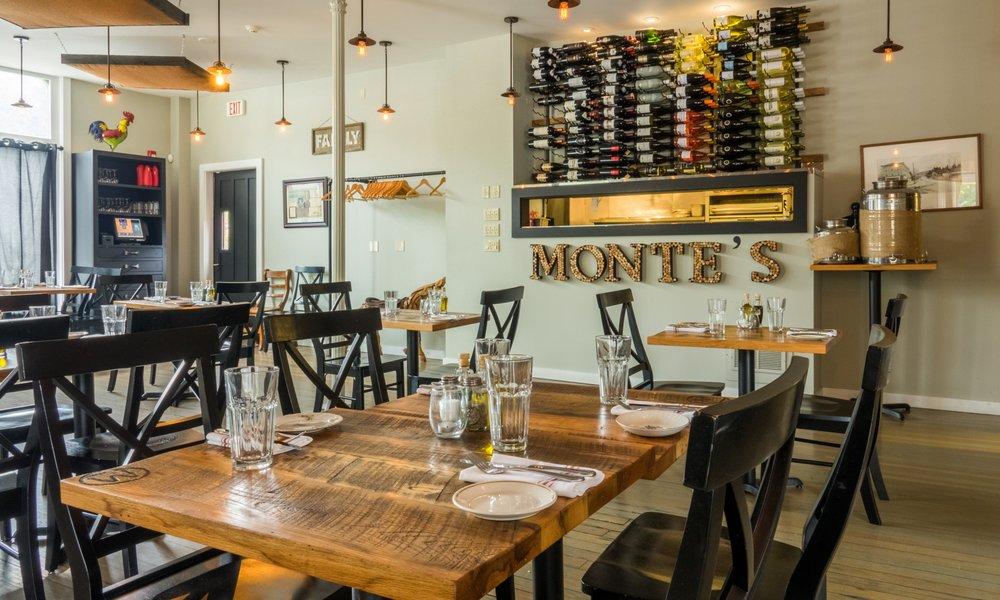 Monte's Local Kitchen & Tap Room: 3330 Rt 343, Amenia, NY