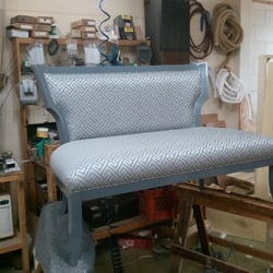 Photo Of Modern Upholstery   Chicago, IL, United States. Custom Bench ...