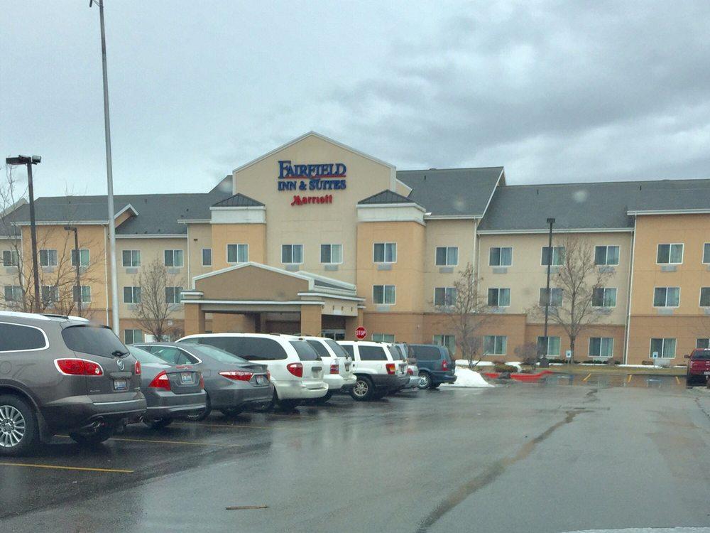 Fairfield Inn & Suites Idaho Falls: 1293 West Broadway, Idaho Falls, ID