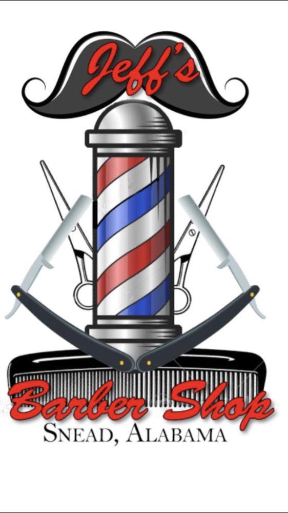 Jeff's Barber Shop: 87450 US-278, Snead, AL