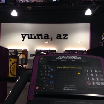 Planet fitness yuma az phone number