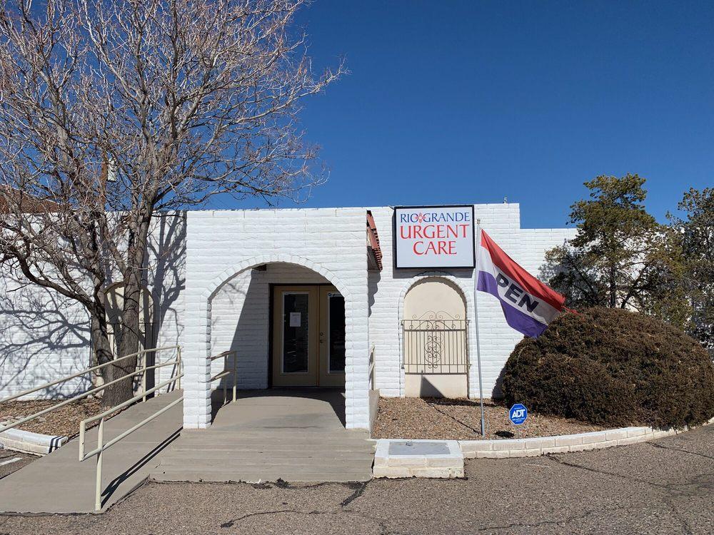 Rio Grande Urgent Care: 3911 4th St NW, Albuquerque, NM