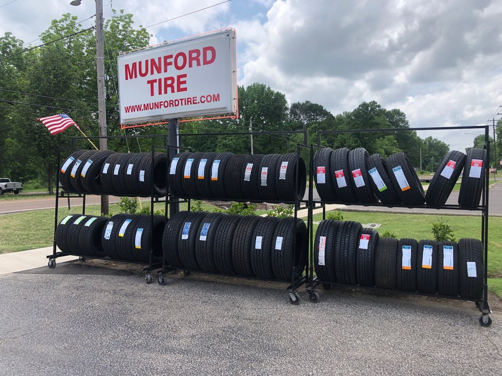 Munford Tire: 516 Munford Ave, Munford, TN