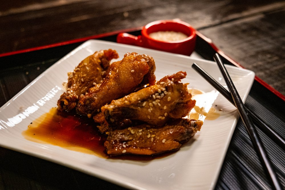 Hibachi & Wings: 6933 Lee Hwy, Chattanooga, TN