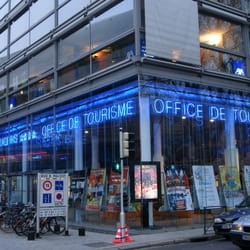 office de tourisme a tours