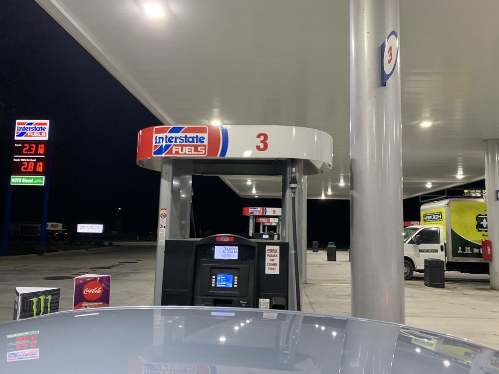 Interstate Fuels: 8045 Menge Ave, Pass Christian, MS