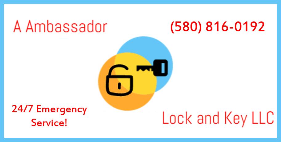 Ambassador Lock and Key: Weatherford, OK
