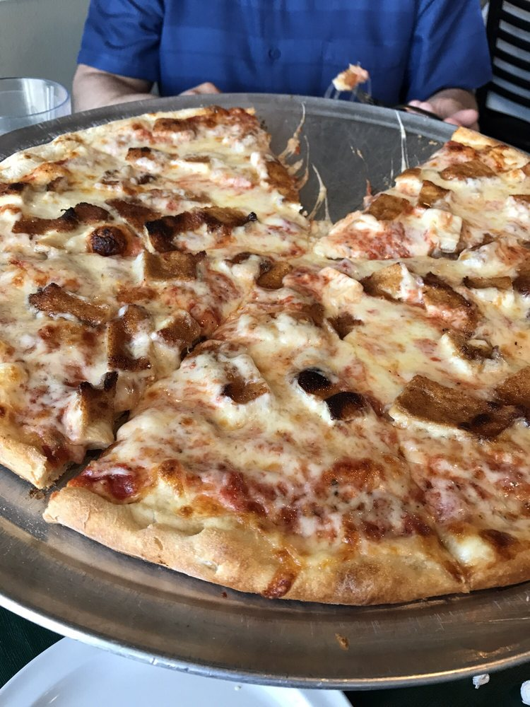 Anthony's Italian Pizza and Pasta: 12989 US 70 Business Hwy W, Clayton, NC