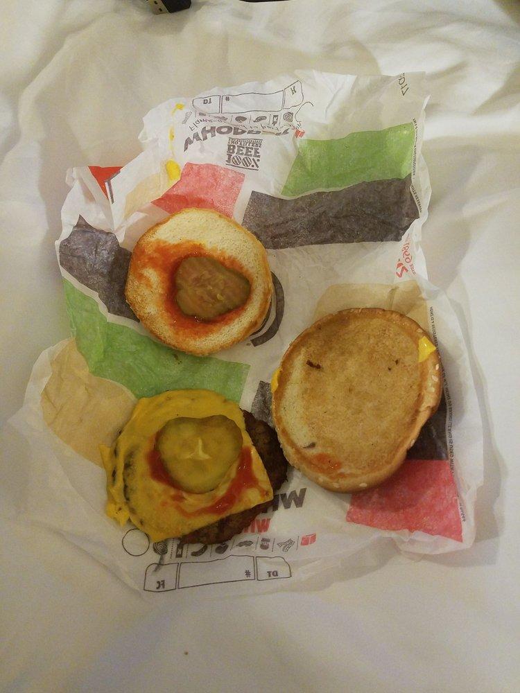Burger King: 2011 E Main St, Albert Lea, MN
