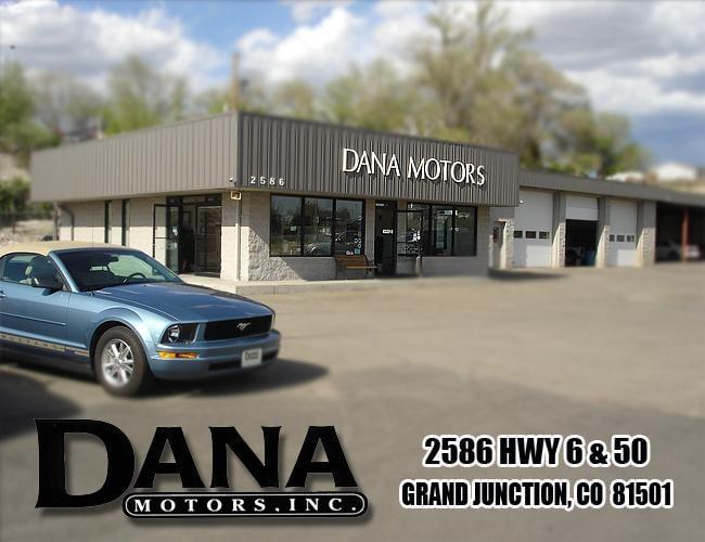 Dana motors inc 2586 hwy 6 and 50 for Highway motors inc chico ca