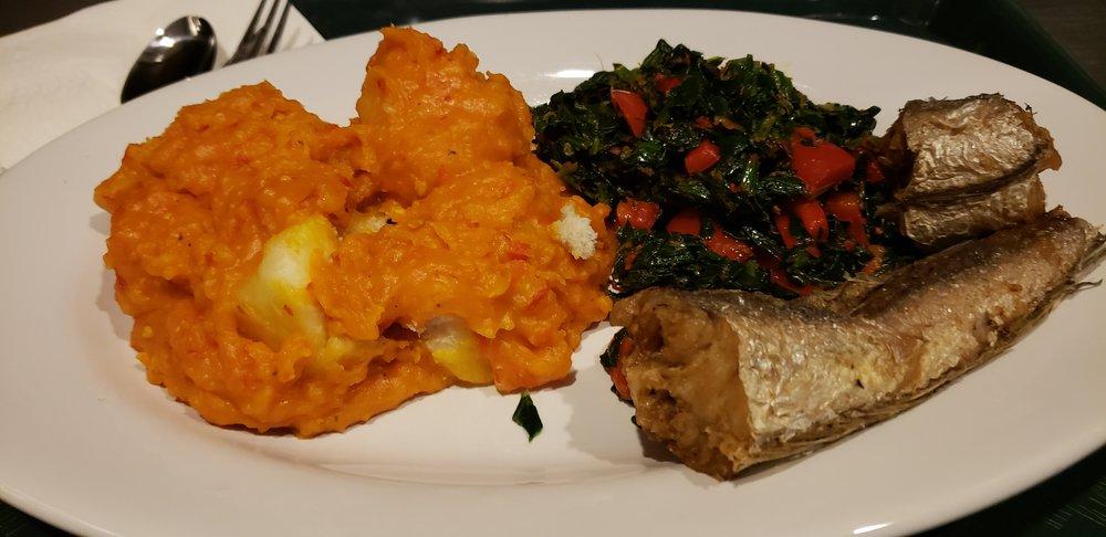 Aduke's African cuisine