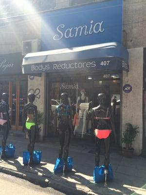 f397fba6fa4c Samia - Ropa deportiva - Manzano 407, Patronato, RM Recoleta ...