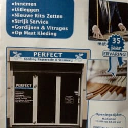 Perfect Kledingreparatie & Stomerij - Sewing & Alterations - Tweede ...