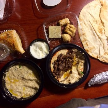 Al Nakheel Cafe Vienna Va Menu